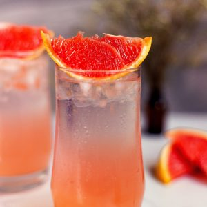 Grapefruit Mocktail - Spice and Heat